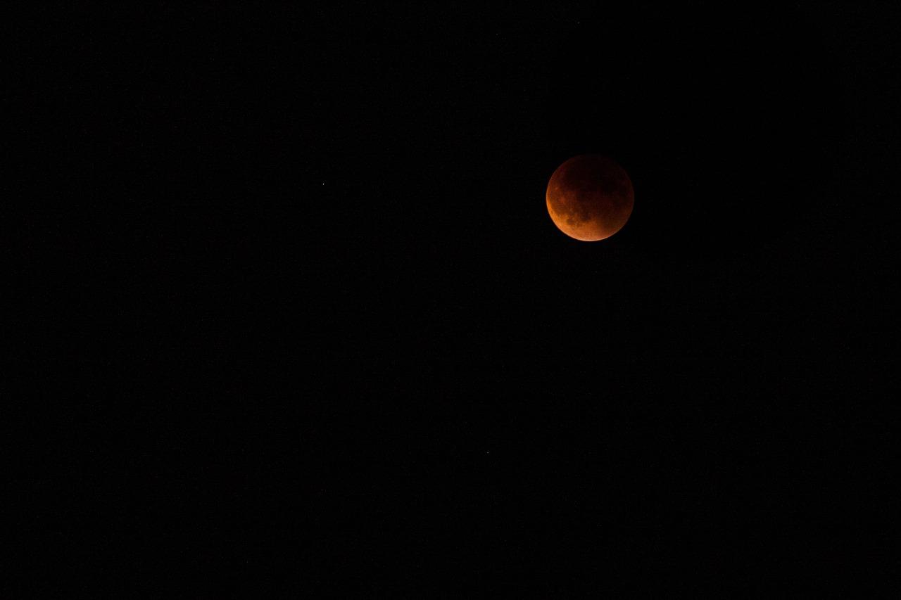 Lunar Eclipse and Colder Weather