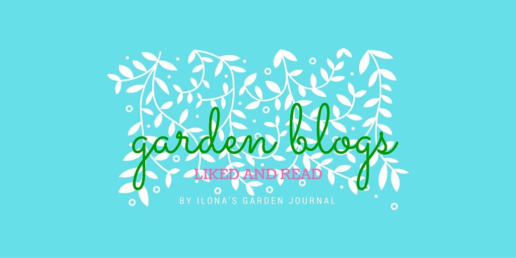 Garden Bloggers, Future Past
