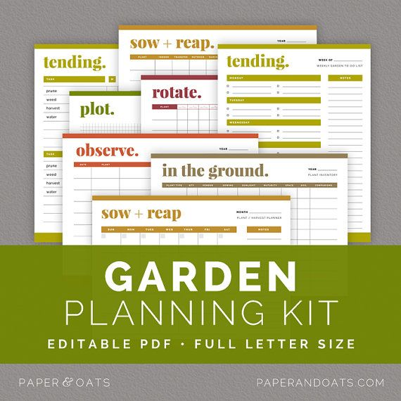 image relating to Printable Garden Journal called Clean Means For Back garden Publications - Dwelling Backyard Associate