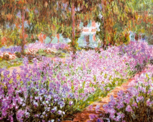 Flowers That Monet Grew In Giverny Home Garden Companion