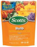 Scotts Bulb Continuous Release Plant Food, 3-Pound (Not Sold in Pinellas County, FL)