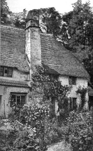 William Robinson's cottage garden, considered the inspiration for today's love of Cottage gardens.